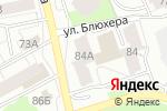 Схема проезда до компании Relax в Перми