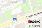 Схема проезда до компании ЛеМаС в Перми