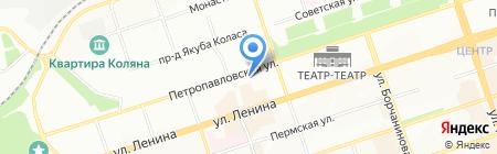 Горячие туры на карте Перми