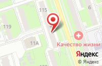 Схема проезда до компании Медиа-Фарм в Перми