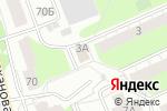 Схема проезда до компании Paradox в Перми