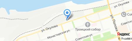 АвтоАльянс на карте Перми