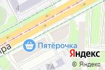 Схема проезда до компании Лео в Перми