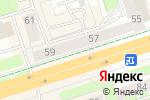 Схема проезда до компании Банк ВТБ 24 в Перми