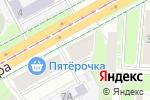Схема проезда до компании Пеппи в Перми