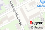 Схема проезда до компании Чиполлино в Перми