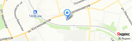 Creative на карте Перми