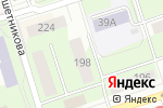 Схема проезда до компании ПКМ-22 в Перми
