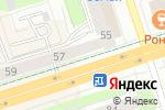 Схема проезда до компании Кредо в Перми