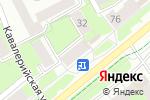 Схема проезда до компании ЦУП в Перми