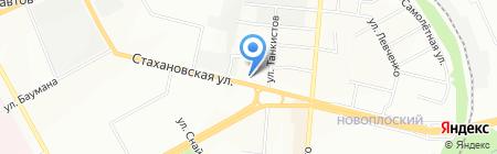 Ладушка на карте Перми