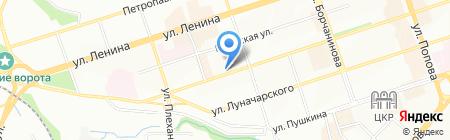 Unostyle на карте Перми