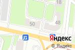 Схема проезда до компании Кыштымский трикотаж в Перми