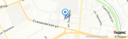 Имго на карте Перми