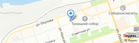 РВД-Профи на карте Перми