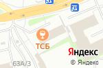 Схема проезда до компании WeNails в Перми