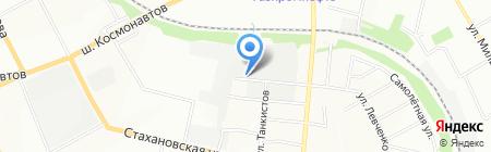 АДС-Сервис на карте Перми