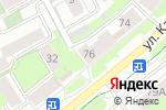 Схема проезда до компании Пермский городской ломбард в Перми