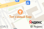 Схема проезда до компании Рост-Строй в Перми
