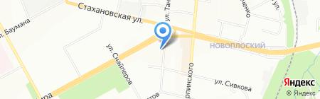 Урал Вижн на карте Перми