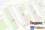 Схема проезда до компании Шерхан в Перми
