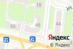 Схема проезда до компании АКБ Росбанк в Перми