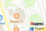 Схема проезда до компании Детский мир-Центр в Перми