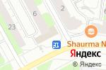 Схема проезда до компании МакДог в Перми