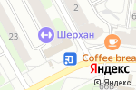 Схема проезда до компании Магазин уцененных товаров для дома и дачи в Перми