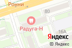 Схема проезда до компании ТЕТ-А-ТЕТ в Перми