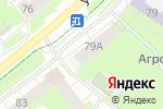Схема проезда до компании Сказка в Перми