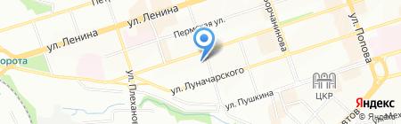 Свой круг на карте Перми