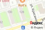Схема проезда до компании Стелис в Перми