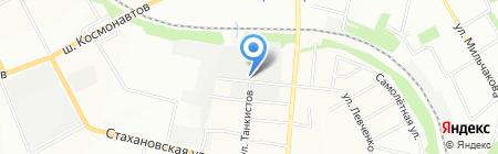 Римэйк на карте Перми