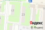 Схема проезда до компании Выгодное место в Перми