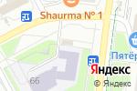 Схема проезда до компании Куединский мясокомбинат в Перми