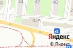 Схема проезда до компании АвтоЛайт в Перми