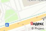 Схема проезда до компании Candy world в Перми