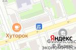 Схема проезда до компании Магазин распродаж в Перми