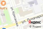 Схема проезда до компании Министерство физической культуры и спорта Пермского края в Перми