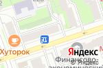 Схема проезда до компании Комплексный центр социальной защиты населения г. Перми в Перми