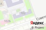Схема проезда до компании Федерация Хапкидо Пермского края в Перми