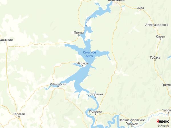 урочище Сорокино на карте