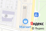 Схема проезда до компании Магазин отделочных материалов в Перми