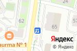 Схема проезда до компании Киоск по продаже продуктов пчеловодства в Перми