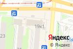 Схема проезда до компании Ки-суши в Перми