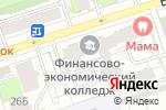Схема проезда до компании Буфет Красоты в Перми