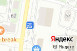 Схема проезда до компании Эвакуатор 059 в Перми