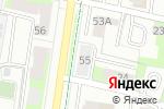 Схема проезда до компании 50 ОТТЕНКОВ ПЕННОГО в Перми