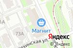 Схема проезда до компании Торговая фирма в Перми